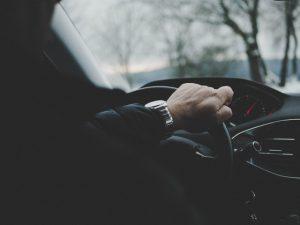 Jazdenie vo vozidle